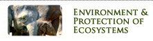 Environment and Protection of Ecosystems
